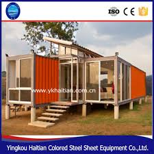 china anti rust modern modular outside designed luxury foldable