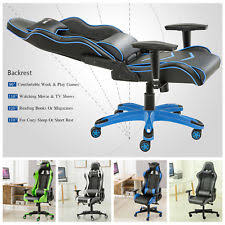 Gaming Chair Ebay Gaming Office Chair Ebay