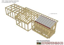 A Frame Plans Free Free Printable Chicken Coop Plans With Inside The Chicken Coop