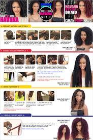 cuban twist hair freetress equal synthetic hair braids havana twist cuban twist