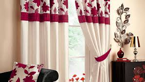 curtains horrifying curtains for red room eye catching white