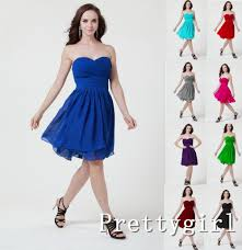 online get cheap country style blue bridesmaid dresses aliexpress
