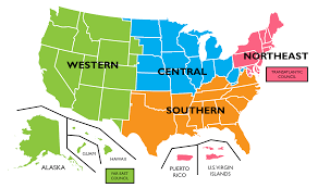 Midwest United States Map by 12 Thoughts Coloradans Have Living On The East Coast