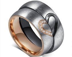 modern wedding rings modern wedding ring etsy