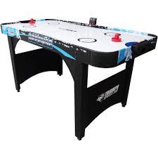 kids air hockey table playcraft sport 54 air hockey table walmart com
