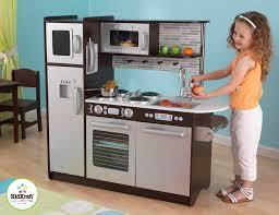 Kidkraft Kitchens Kidkraft Uptown Espresso Kitchen 53260