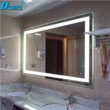 Bathroom Led Mirror Lighted Vanity Bathroom Led Mirror Lights Buy Led Mirror Lights