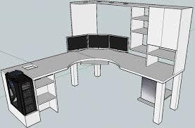 Ikea L Shaped Desk The Most Ikea L Shaped Desk Plan Room Design Ideasroom Design