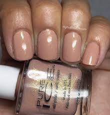 my nail polish obsession pure ice all class color collection