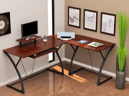 home design minimalist best l shaped desk room ideas within 89