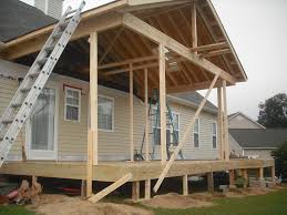 Porch Roof Plans Gallery Fort Mill Remodeling Custom Homes And Home Additions