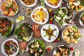 recette cuisine libanaise mezze plat et carte libanais réalisé par le restaurant le mezze pavillon