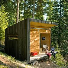 How To Build A Small House Diy Cabin In The Woods Cabin Sleeping Loft And Diy Cabin