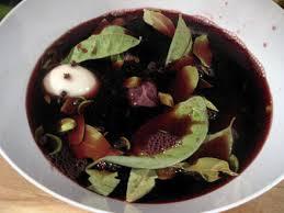 recette de cuisine civet de chevreuil ragoût de cerf hirschgulasch cookismo recettes saines faciles