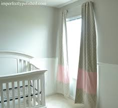 Blackout Curtains For Nursery Baby Nursery Decor Simple Blackout Curtains For Baby Nursery