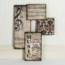 Music Note Decor Stunning Decoration Music Wall Decor Peaceful Inspiration Ideas