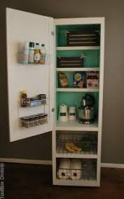 kitchen cabinet pantry ideas 20 faux kitchen pantry ideas stow tellu