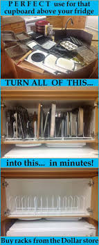 how to organize kitchen drawers diy 15 easy and clever hacks to organize kitchen cabinets