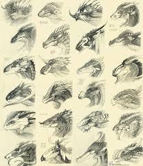 25 dragon head drawing ideas dragon face