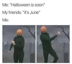Spooky Scary Skeletons Meme - spooky scary skeletons pumpkin head man halloween meme halloween
