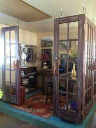 Hanging Interior French Doors Sectioning Off A Room Room Divider With French Doors Diy Home