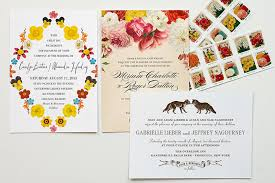 wedding programs wording sles wedding invitation etiquette you can use in the modern world a