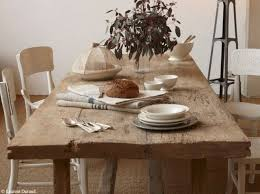 D Coratif Table A Manger D Coratif Table De Salle Manger En Bois Rustic Dining Room Tables