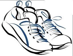 running shoes clip art running shoes clipart photo niceclipart com