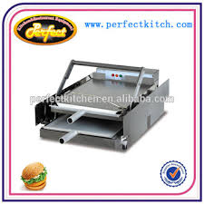 Industrial Toasters Commercial Hamburger Bun Toasters Kfc Bun Toaster Machines View