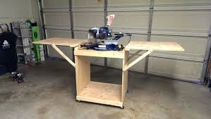 diy table saw stand with wheels delighted miter saw table 29 new woodworking plans egorlin com www