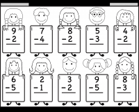 take away free printable worksheets u2013 worksheetfun page 2