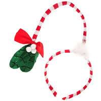 mistletoe headband gifts outlet discounts on football merchandise gift sets sports