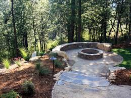 outdoor fire pit designs pictures separate spaces fireplace ideas