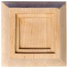wood appliques for cabinets rectangular applique 4 h x 4 w x 1 d wood rosettes decorative