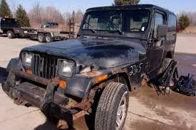 jeep wrangler auto parts used 1993 jeep wrangler rear wrangler decklid tailgate parts