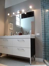 Bathroom Cabinets With Lights Ikea Modern Cool 50 Bathroom Lighting Ikea Design Inspiration Of Light