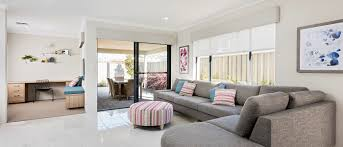 display homes interior kwinana display home 12 5m small 4 bedroom the broughton