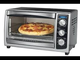 Best Convection Toaster Ovens Best Black And Decker Convection Toaster Oven Youtube