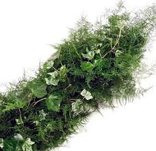 wholesale garland wreaths at bulk fresh