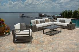 Hampton Patio Furniture Sets - furniture hampton bay patio sets resin wicker rocking chair