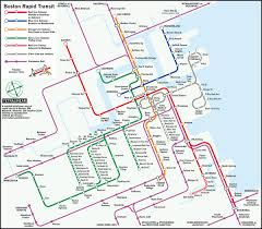 Lowell Massachusetts Map by University Of Essex Professor Reconfigures Mbta Maps With New Designs