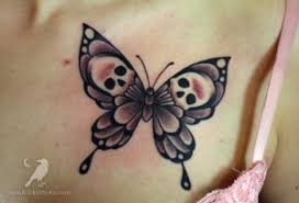 butterfly tattoos to put a big smile on your face