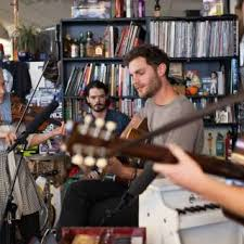 Tiny Desk Concert Making Movies River Whyless All Day All Night Asheville Nc U0027s Official