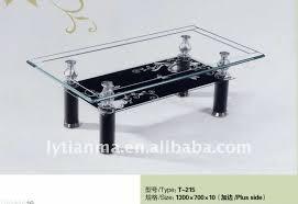 living room furniture centre glass glass center table living room peenmedia