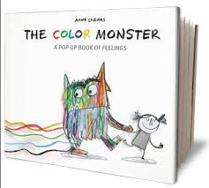 color monster anna llenas free shipping 50