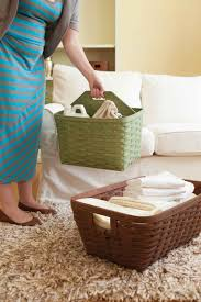 get organized with these big beautiful baskets get organized