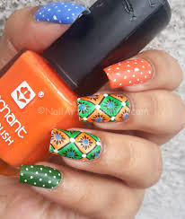 independence day nail art images nail art designs