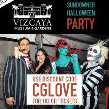 coupon codes for halloween costumes com vizcaya halloween sundowner party 2016 promo code coral gables