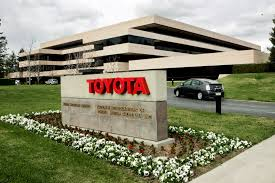 products of toyota company toyota u0027s plano move to bring 4 000 jobs from california new york