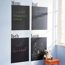 Chalkboard Home Decor by Chalkboard Wall Decal